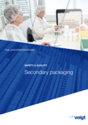 Safety & Quality – Secondary packaging